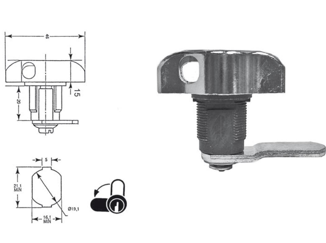 euro locks x 60 spindschlo spindverschlu. Black Bedroom Furniture Sets. Home Design Ideas