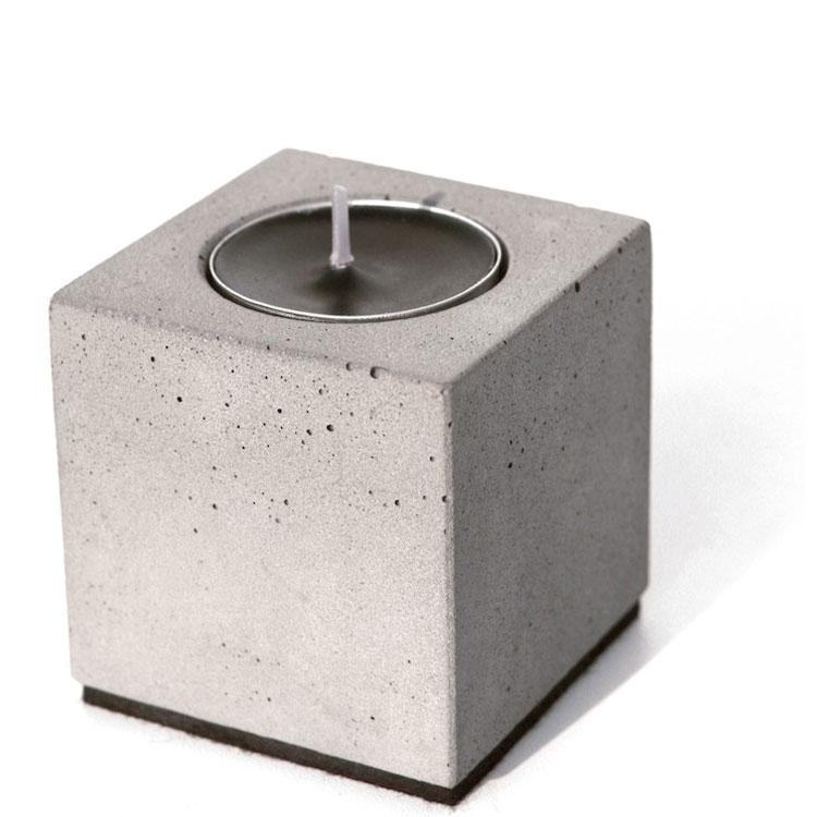 beton optik oder gleich ganze m belst cke und wohnaccessoires aus beton sind in beginnen sie. Black Bedroom Furniture Sets. Home Design Ideas